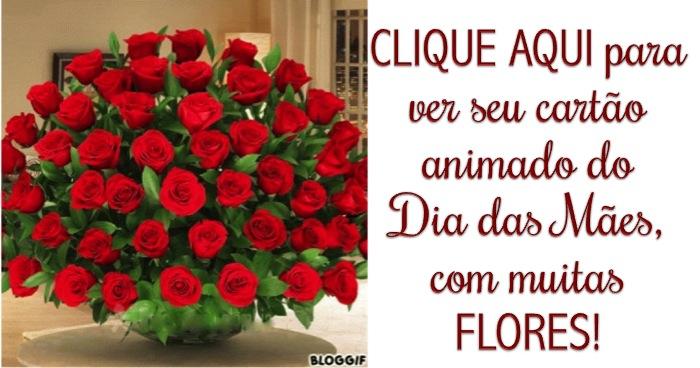 Irmã Que é Mãe Como Você Merece Todas As Glórias Feliz: Flores Para Você, MAMÃE!